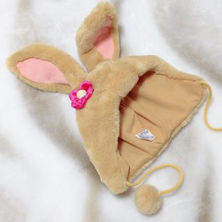 Disney - ディズニー うさ耳🐰帽子
