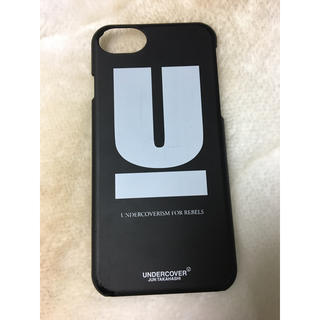 アンダーカバー(UNDERCOVER)のアンダーカバー iPhoneケース(iPhoneケース)