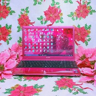 ソニー(SONY)の極上品♥爆速i5♥ブルーレイ♥新型Win10/大容量750G×4G/最新オフィス(ノートPC)