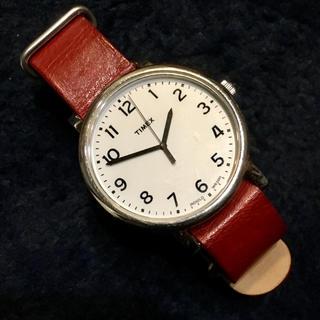 da50a4f85f タイメックス(TIMEX)の【TIMEX】タイメックス INDIGRO クォーツ 男女兼用(腕時計)