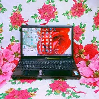SONY - 極上品♥爆速i5♥ブルーレイ♥新型Win10/大容量750G×4G/最新オフィス