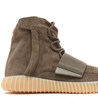 adidas - Adidas Yeezy boost 750 チョコレート