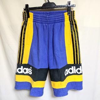 アディダス(adidas)の90'sデサント製adidasスウェットショートパンツ(ショートパンツ)