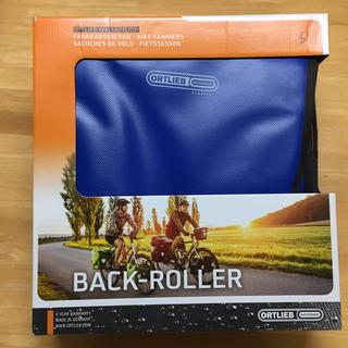 ORTLIEB BACK-ROLLER ブルー(バッグ)