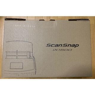 フジツウ(富士通)のPFU ScanSnap iX1500 FI-IX1500 スキャナー(PC周辺機器)