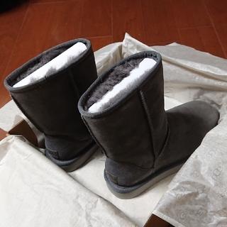 アグ(UGG)の定価24800円 新品UGGブーツ25センチ(ブーツ)