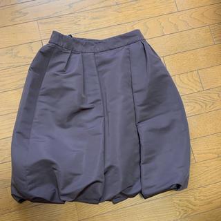 コトゥー(COTOO)のCOTOO コトゥー  バルーンスカート(ひざ丈スカート)