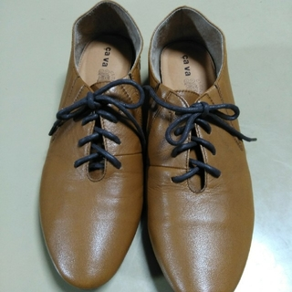 サヴァサヴァ(cavacava)のcava cava  靴 24.5cm(ハイヒール/パンプス)