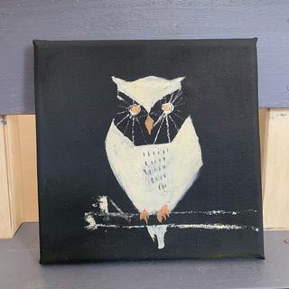 アクタス(ACTUS)のフクロウ owl パネル(置物)