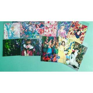Disney - イマジニング ポストカード プリンセス