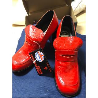 アンダーグラウンド(UNDERGROUND)の値下げ!デッドストック アンダーグラウンドuk6(ローファー/革靴)