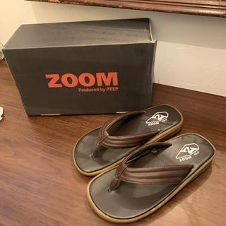 ズーム(Zoom)の新品 ZOOM サンダル20㎝(サンダル)