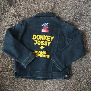 ドンキージョシー(Donkey Jossy)の【4/18値下げ】DONKEY JOSSY Gジャン 120(ジャケット/上着)