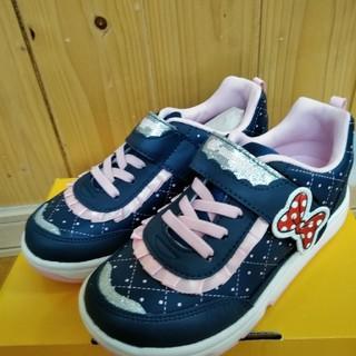 Disney - 【値下げ】新品★ディズニー スニーカー 18.5