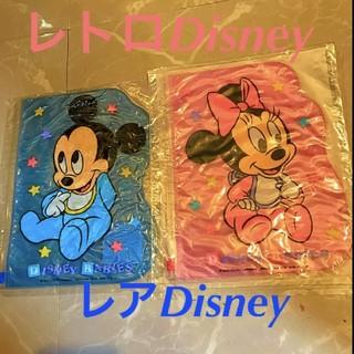 Disney - Disney ディズニーレトロディズニーれんらくぶくろ