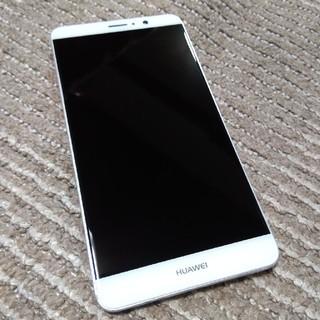 アンドロイド(ANDROID)の裸の大将さま専用 Huawei mate9 シルバー(スマートフォン本体)