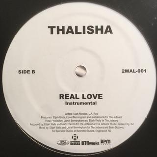 THALISHA / REAL LOVE MARY J BLIGE(その他)
