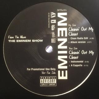 Eminem – Cleanin' Out My Closet(その他)