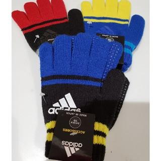 アディダス(adidas)のアディダス 手袋 3セット(手袋)