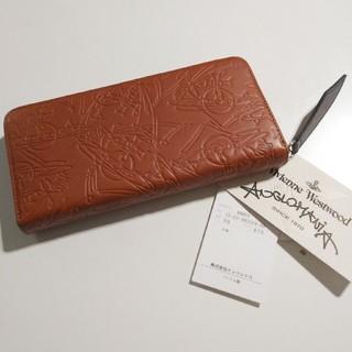 ヴィヴィアンウエストウッド(Vivienne Westwood)のVivienneWestwood アングロマニア 長財布(財布)
