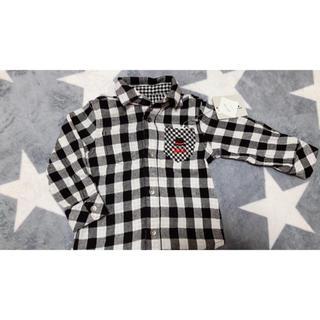 ワスク(WASK)のWASK シャツ 90(Tシャツ/カットソー)