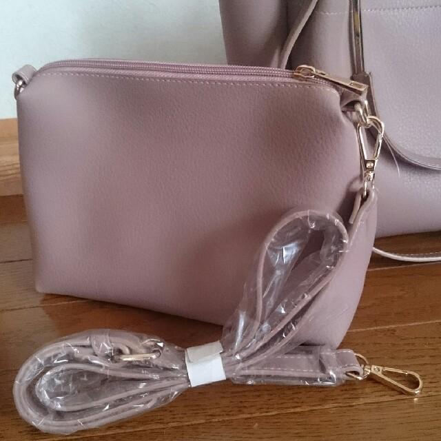 しまむら(シマムラ)の新品未使用 タグ付き バッグ 3way ♡Instagram人気ショルダーバッグ レディースのバッグ(ハンドバッグ)の商品写真