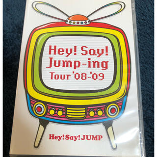 ヘイセイジャンプ(Hey! Say! JUMP)のHey! Say! JUMP Jump-ing Tour 08-09 DVD(男性タレント)