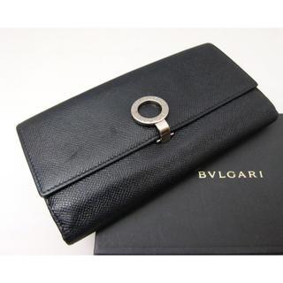3e43d8a98bfd BVLGARI - ☆本日限定価格☆BVRGARI ブルガリ財布 ロゴクリップ グレインレザー