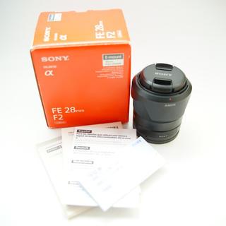 SONY - SONY SEL28F20 単焦点レンズ