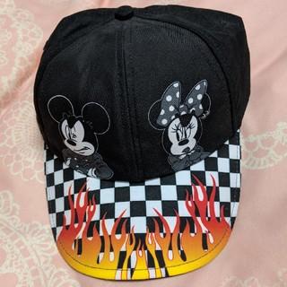 Disney - VANS.ディズニーコラボ第二弾、キャップ。新品未使用品。