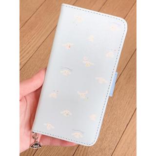 シナモロール iphone7 手帳型ケース