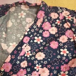 ベルメゾン(ベルメゾン)の女の子 浴衣 150(甚平/浴衣)