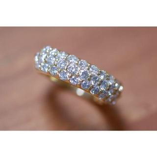ポンテヴェキオ(PonteVecchio)のK18 ポンテヴェキオ ダイヤモンド パヴェ 1.00ct リング ピンキーリン(リング(指輪))