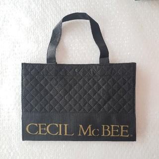 セシルマクビー(CECIL McBEE)のセシルマクビー CECILE MCBEE ショップ袋 サブバッグ ランチバッグ(ショップ袋)