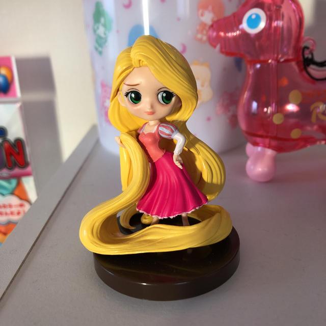 Disney(ディズニー)のラプンツェル♡フィギュア ハンドメイドのおもちゃ(フィギュア)の商品写真