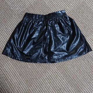 ジーユー(GU)のキッズ  GU  スカート  120(スカート)