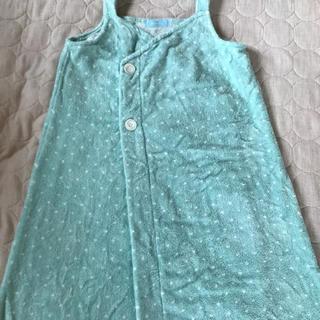 キッドブルー(KID BLUE)のKID BLUE ミントグリーン ワンピース(ルームウェア)