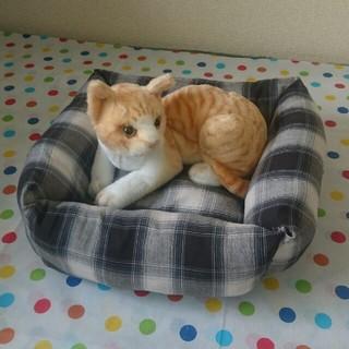 猫(小型犬)クッション♪(おもちゃ/ペット小物)