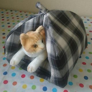 猫テント♪(おもちゃ/ペット小物)