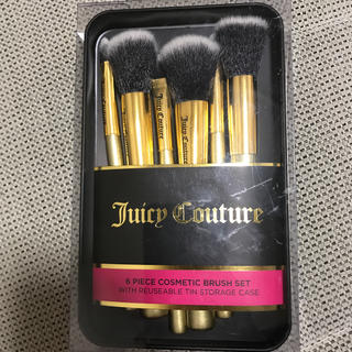 juicy couture ジューシークチュール メイクブラシセット
