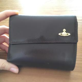ヴィヴィアンウエストウッド(Vivienne Westwood)のヴィヴィアン・ウエストウッド 二つ折り財布 ブラウン(財布)