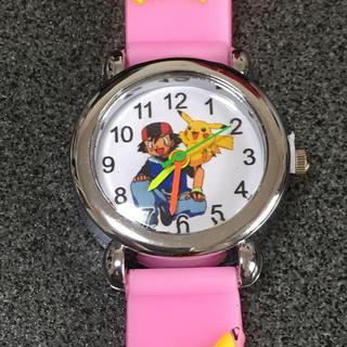 ポケモン(ポケモン)の腕時計 ポケモン ピカチュウ(キッズ用)(腕時計)