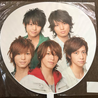 Hey!Say!JUMP Hey!Say!BEST 2009年うちわ(うちわ)