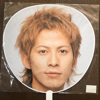 V6 岡田准一 2002年ツアーうちわ(うちわ)