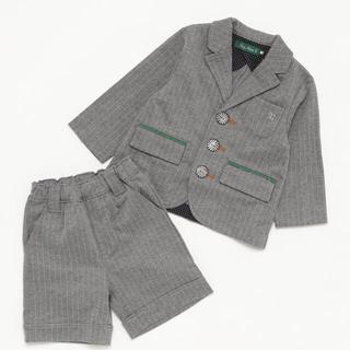450d15a07d6fc ラグマート(RAG MART)の新品 ラグマート スーツ 110 男の子 セットアップ 入園 入学 卒園
