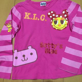 ケーエルシー(KLC)のKLC長袖シャツ(Tシャツ/カットソー)