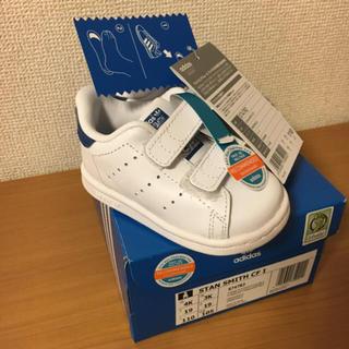 a33975368ad34b アディダス(adidas)の新品未使用 アディダス スタンスミス ベビー stan smith baby(