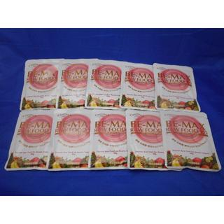 BE-MAX RAW FOOD 105 (ビーマックスローフード105)10袋 (プロテイン)