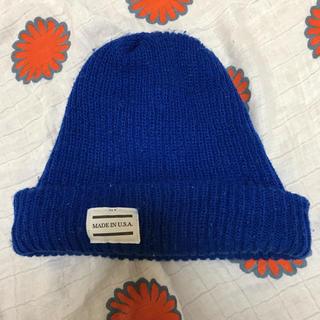 ジャーナルスタンダード(JOURNAL STANDARD)のニット帽(ニット帽/ビーニー)