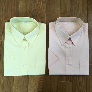 セシール(cecile)のティーンズ 半袖ブラウス 2枚組(シャツ/ブラウス(半袖/袖なし))